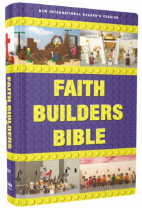 Faith Builders Bible by Zonderkidz