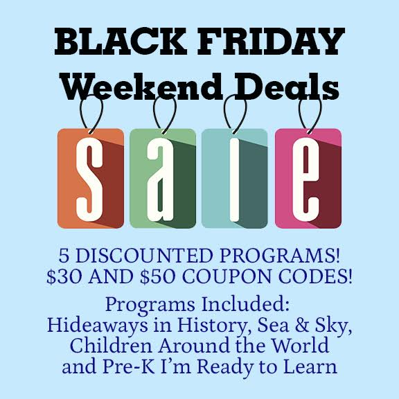 Black friday cyber monday homeschool deals oahu homeschool mom winter promise black friday deals hawaii homeschooling fandeluxe Images